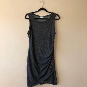 Tildon grey sleeveless dress
